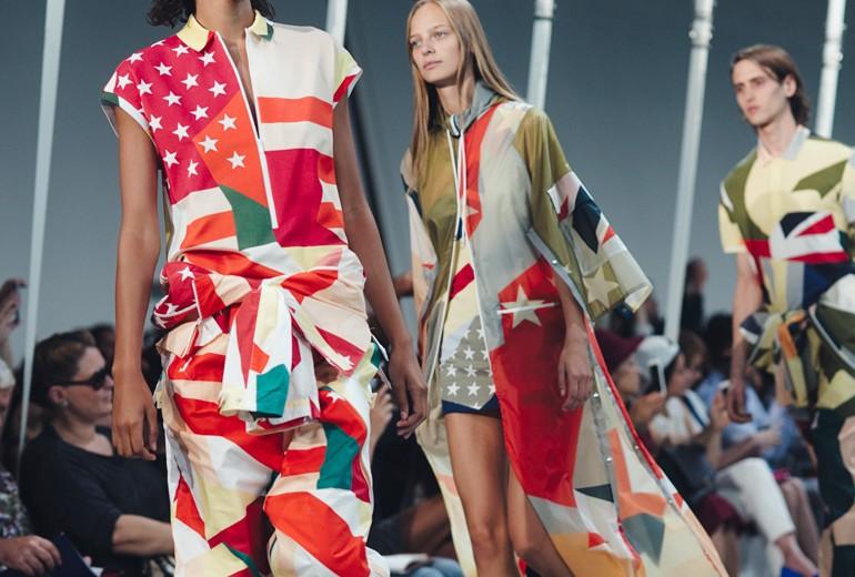 La collezione PE 2016 di Lacoste: un tributo alla bandiera