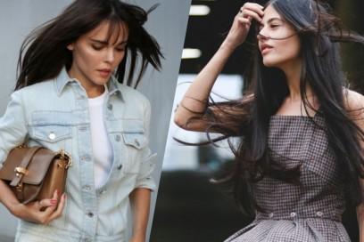 Le tendenze capelli dallo street style della New York Fashion Week