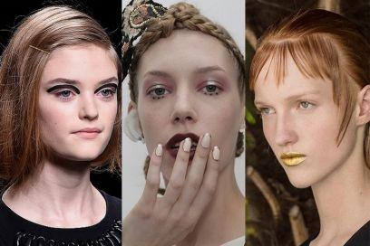 Milano Fashion Week: le tendenze beauty PE 2016 sono ricche di creatività
