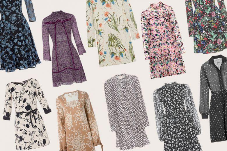 I minidress in stile anni 60 per l'Autunno-Inverno 2015