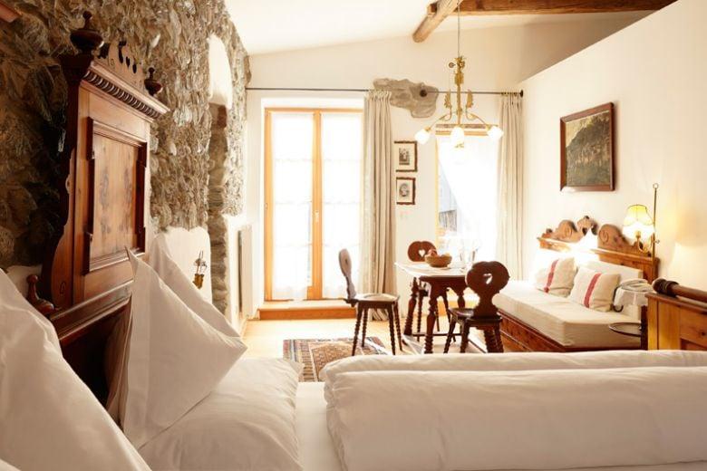 Ottmanngut: come trasformare un'antica villa in B&B di lusso