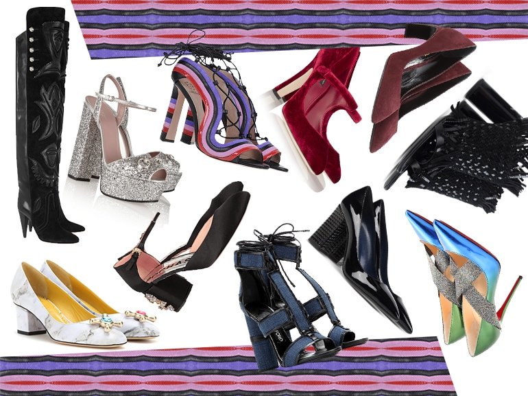 cover scarpe con tacco autunno inverno 15 mobile