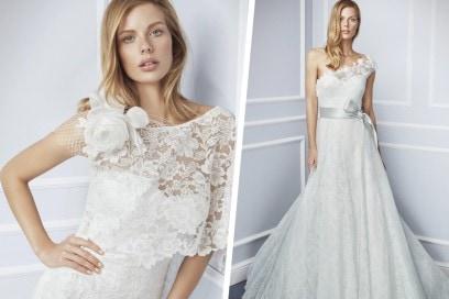 Gli abiti da sposa 2016 di Blumarine
