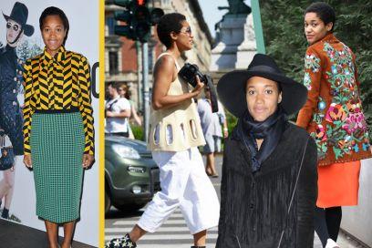 Tamu McPherson: i look più belli e gli abbinamenti più cool