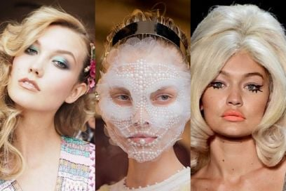 New York Fashion Week: le tendenze beauty diventano estreme per la PE 2016