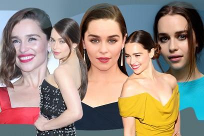 Emilia Clarke: tutte le acconciature più belle