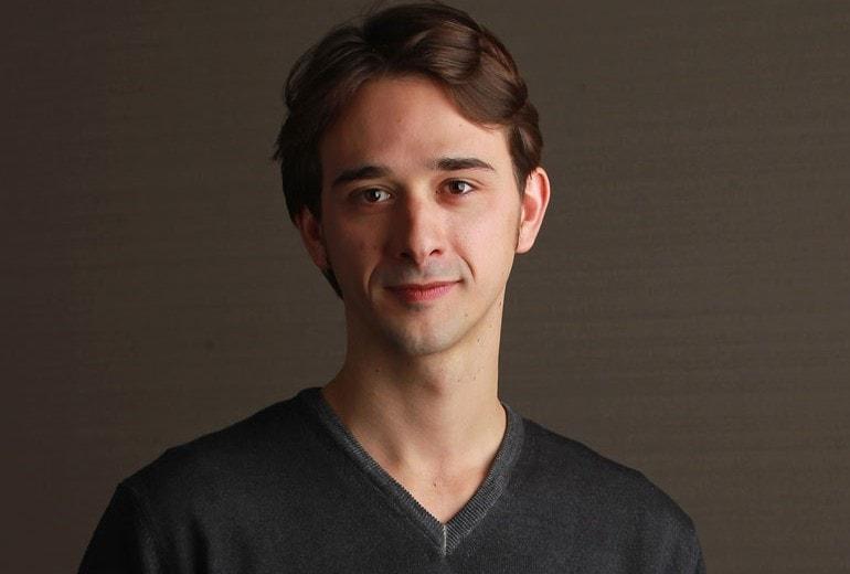 Davide Iacopini: «Sono io solo quando mi trasformo»