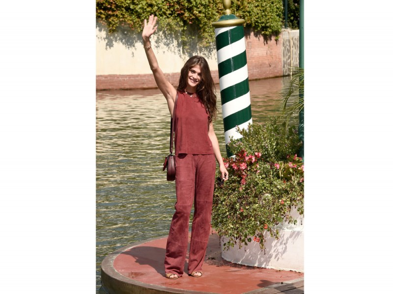 elisa-sednaoui-venezia-trussardi-getty