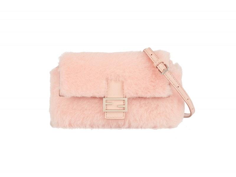 fendi-borsa-tracolla-pelo-rosa