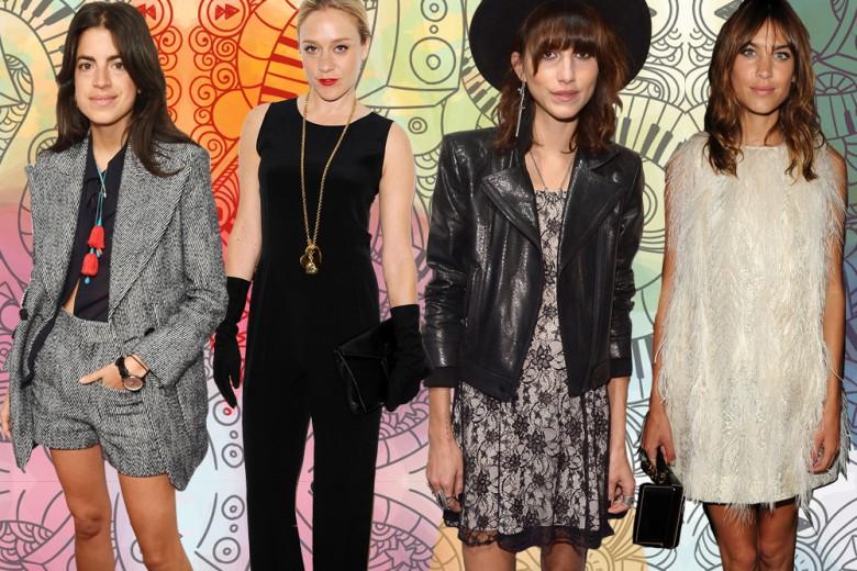 Come vestirsi a una festa della Fashion Week
