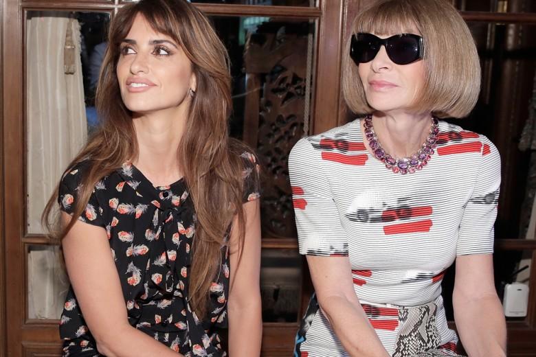 Le celeb in prima fila alla New York Fashion Week
