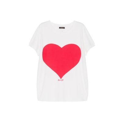 La t-shirt di Twin-Set che sostiene la Onlus TIMETOLOVE