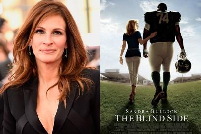 julia roberts rifiuto the blind side