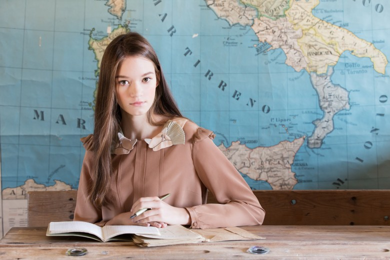 Back to school con la collezione AI 2015 di Lazzari