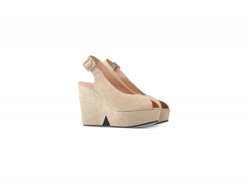 robert clergerie scarpe beige