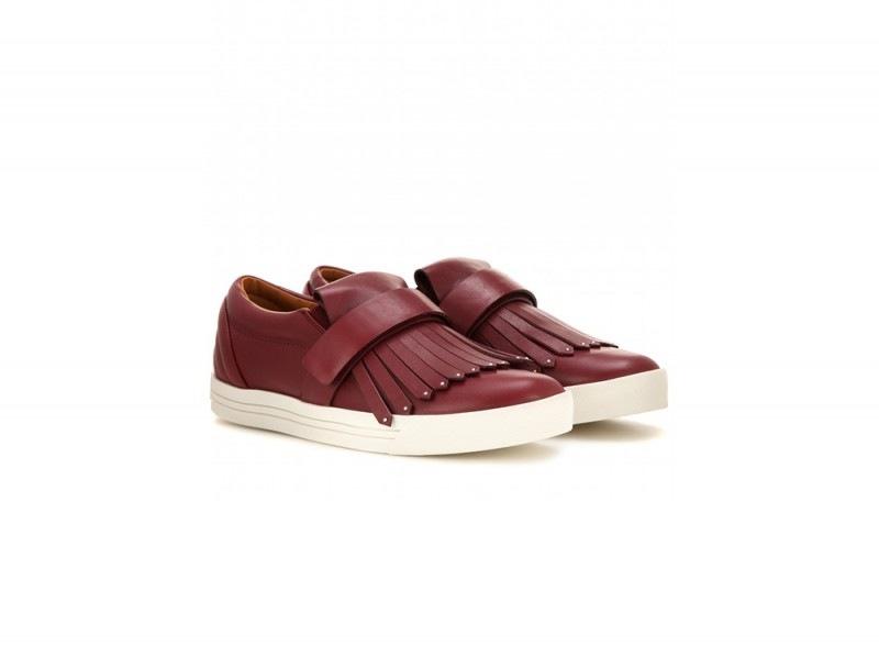 scarpe flat frange marc jacobs