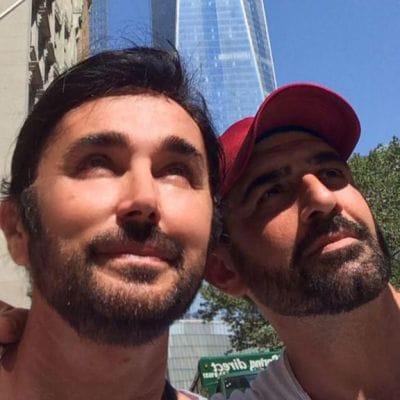 Giovanni Scialpi e Roberto Blasi: «Il nostro amore è un lungo viaggio»