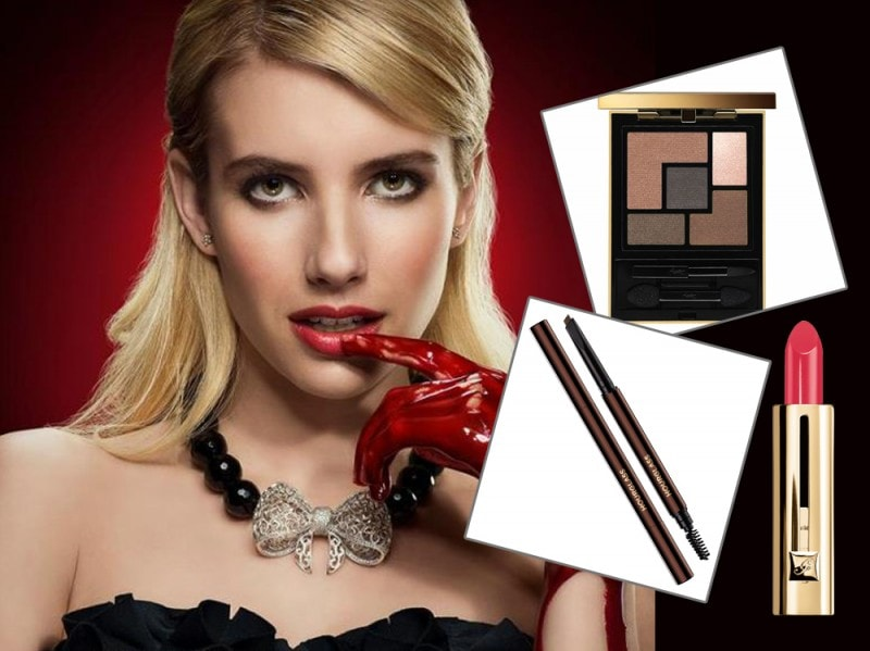 scream-queens-beauty-look-emma-roberts