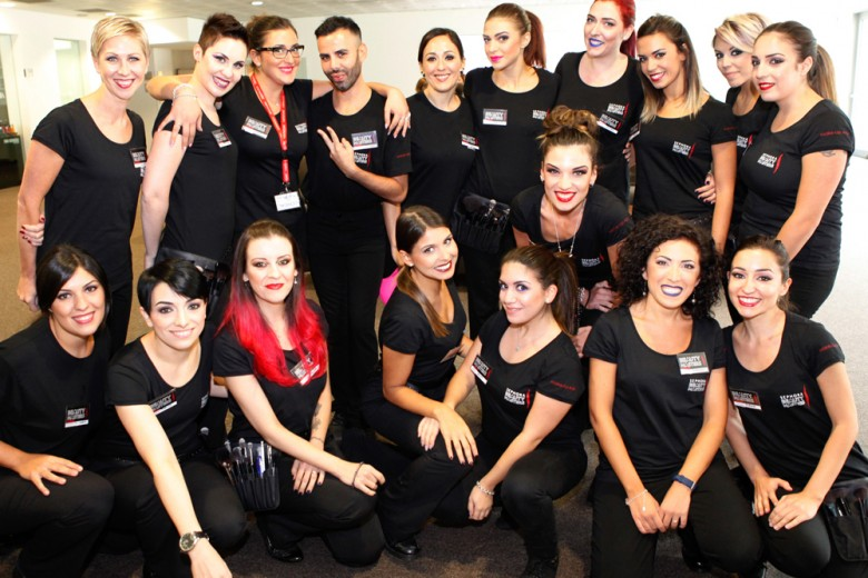 Sephora Beauty Master 2015: la seconda fase