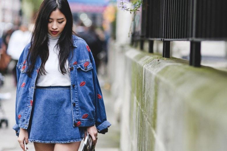 Street style trend: è lips mania!