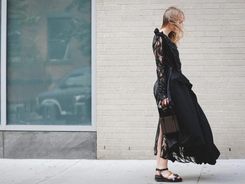 New York Fashion Week  le foto di street style - Grazia.it 8705de00da7c