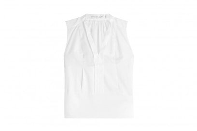 victoria-beckham-jeans-camicia-sbracciata