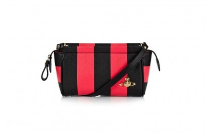 vivienne-westwood-anglomania-borsa-a-righe-pvc
