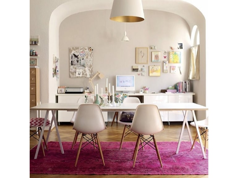 Sedie Eames. Awesome Charles Eames Dss Dining Chair With Sedie Eames ...