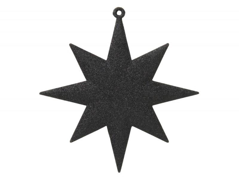 Addobbo nero glitter Maisons Du Monde