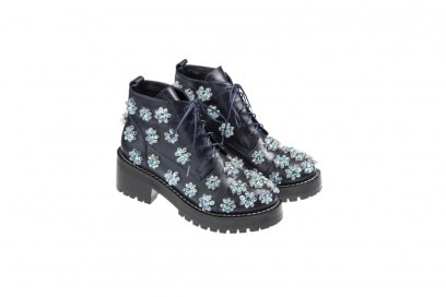 Anouki_FW15_shoes_boots_dark-blue_Dark-Blue-Ankle-Boots-With-Crystals_640x960_v5_424323924