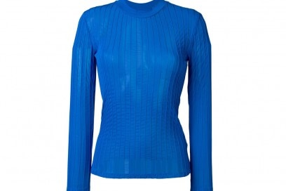 CARVEN–longsleeved-ribbed-sheer-blouse_FF