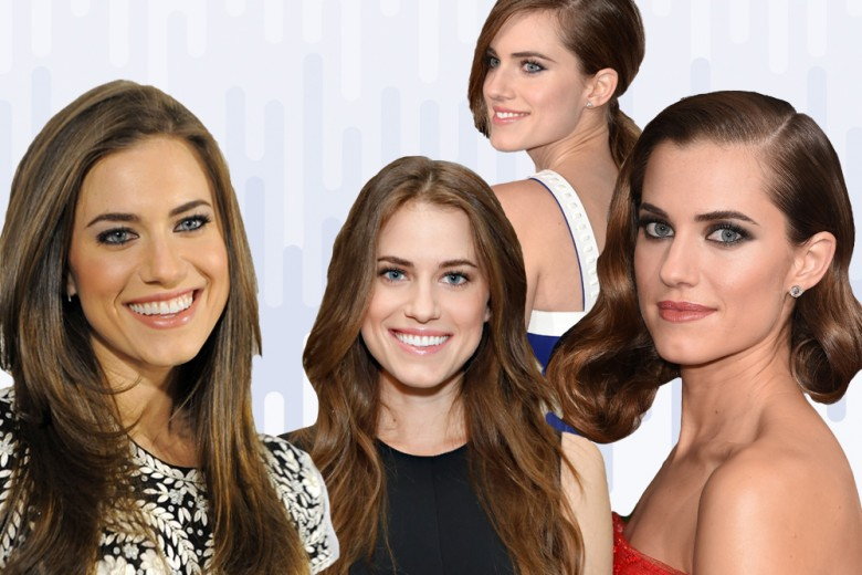 Allison Williams capelli: tutte le acconciature più glam
