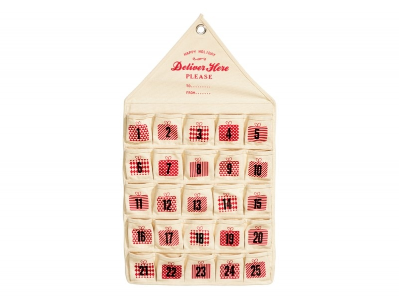Calendario dell'avvento di H&M Home
