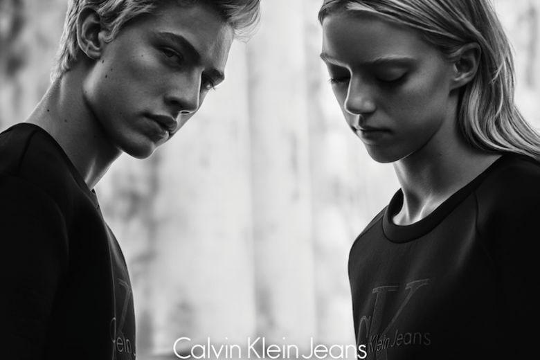 Calvin Klein Jeans presenta la limited edition Black Series