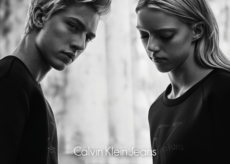 Calvin Klein – Black Series Collection