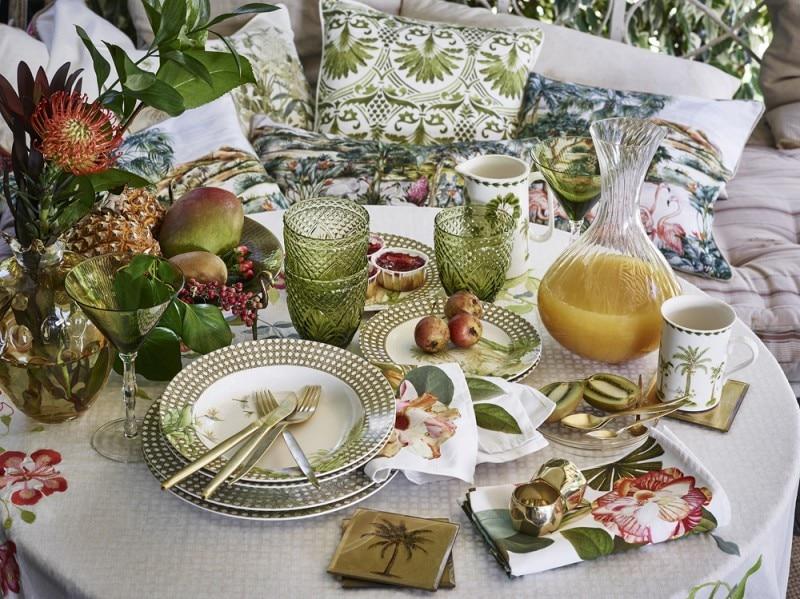 Colazione tropical luxury