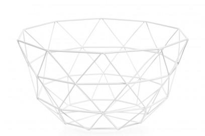 Coppa Graphique bianca