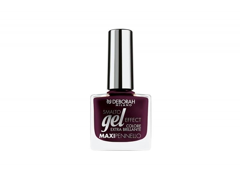 Deborah – Bohemian Glam – Smalto Gel Effect – 62 Intense Marsala