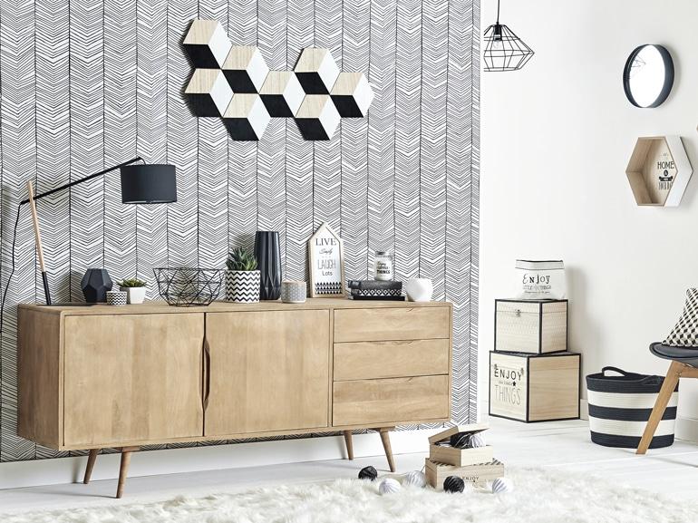 Design scandinavo con Maisons Du Monde