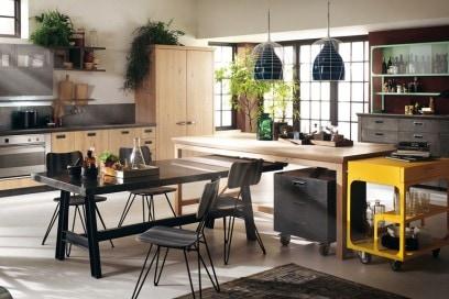 Diesel social kitchen di Scavolini 2