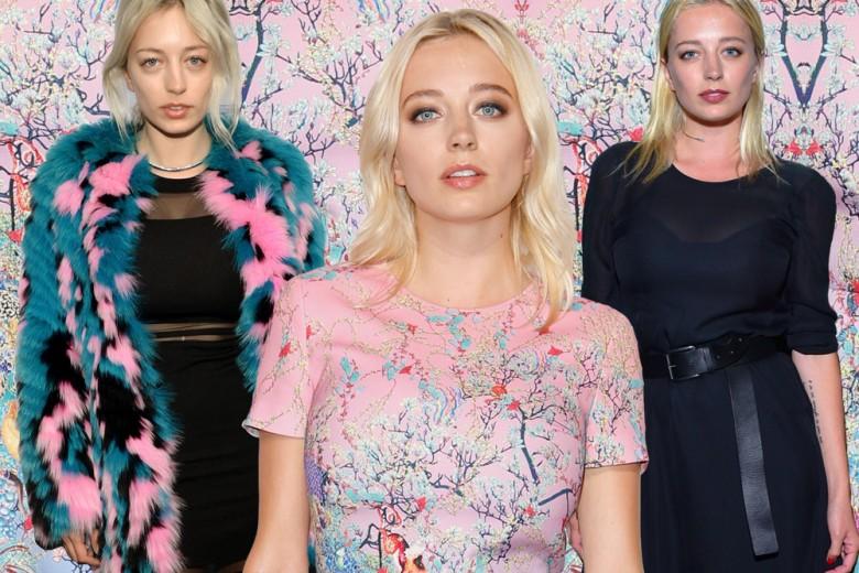 I look di Caroline Vreeland: fashion icon nel DNA