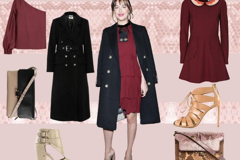 Get the look: Dakota Johnson in Gucci