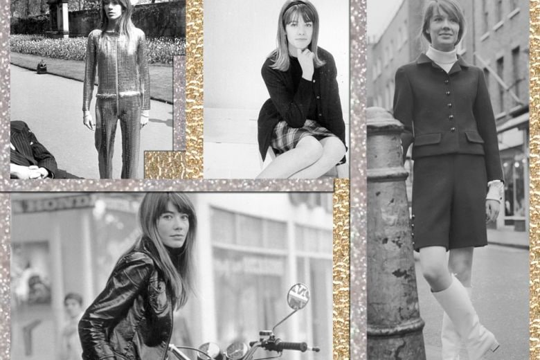 Get the #ThrowBack look: Françoise Hardy e gli anni 60