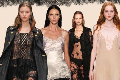 La lingerie diventa daywear per l'Autunno-Inverno 2015/16