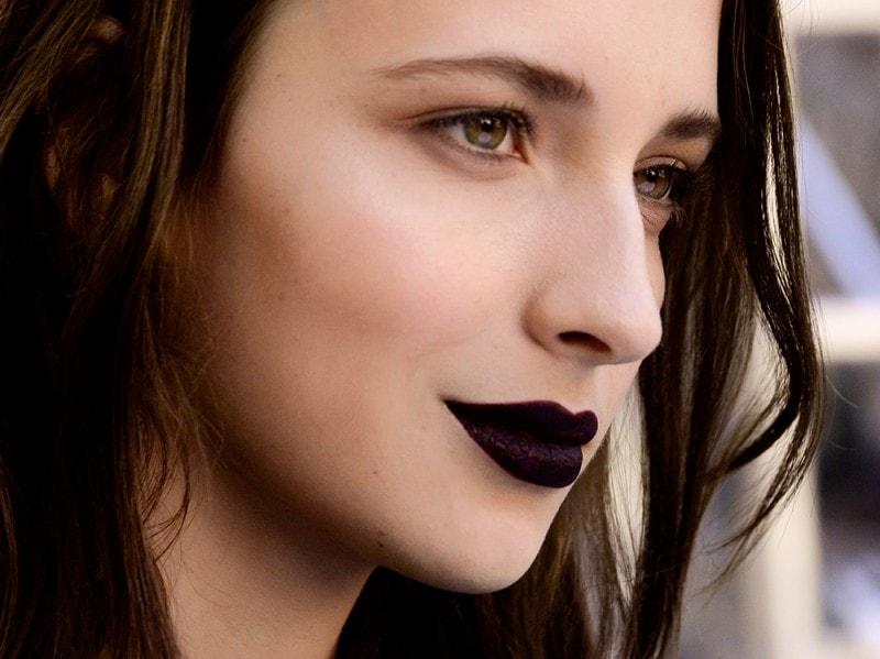 Emanuel-Ungaro-labbra-dark-autunno-2015