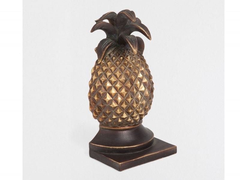 Fermalibri a forma di ananas