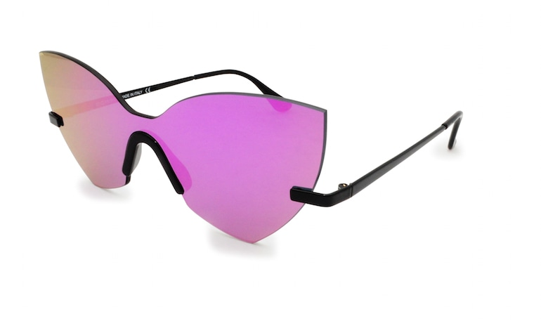 GP, gli occhiali da sole asimmetrici by Glassing