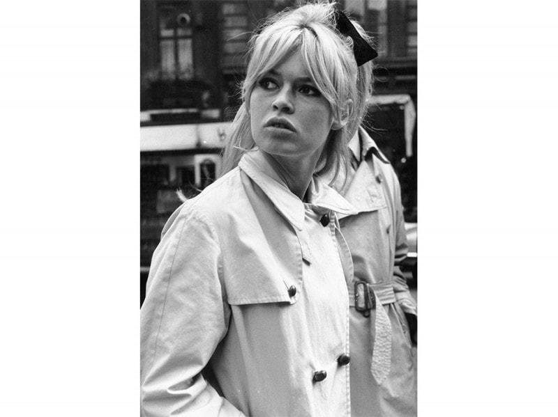 Frangia a tendina Brigitte Bardot