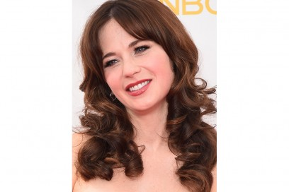 Frangia a tendina Zooey Deschanel