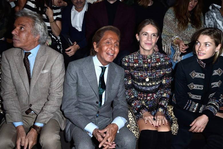 Paris Fashion Week front row: le star in prima fila